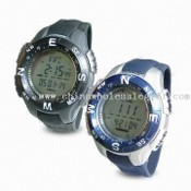 Compass Watch with LCD Screen images