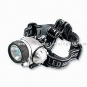 Headlamp, Adopts 12 High-power LEDs, Suitable for Outdoor Camping images