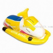 Promotional PVC Inflatable Jet Ski Toy images