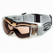 SKI Goggle with Water Repellent Strap images