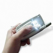 Mini Mobile Phone Torch with LED Lights images