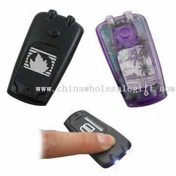 Mini Mobile Phone Torch with Two LED Lights