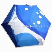 Five-fold Umbrella with Self Bag images