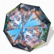 Promotional Umbrella with Wooden Handle images