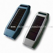 Solar Torch with Keychains images