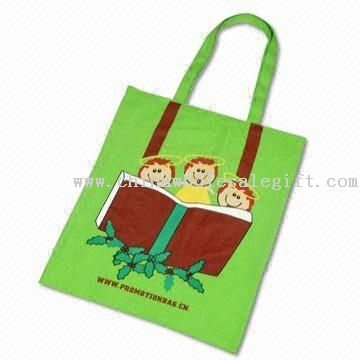 100% Cotton Promotional Bag for Christmas