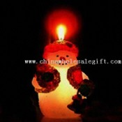 Candle, Suitable for Xmas Decorative Light and Christmas Gift images