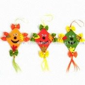 Christmas Decorations with 15cm Kite Size images