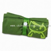 Foldable Shopping Bag with Silkscreen Logo images