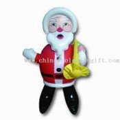Inflatable Santa Claus for Christmas Decoration images