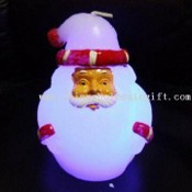 Santa Claus Candle images