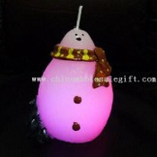 Snowman Candle images