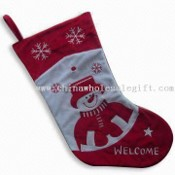 15-inch Christmas Stockings, Made of Soft Plush images