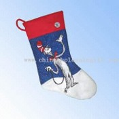 Polyester Felt Stocking images