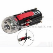 Multi functional screwdriver torch images