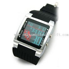 Promotional Digital Watch with Alloy Watch Case images