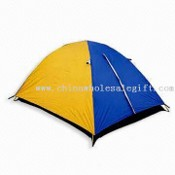 2-person Double Sheet Tent with Glass Fiber Poles images