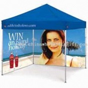 Aluminium Folding Gazebo Waterproof Zelt images