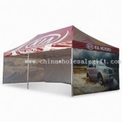 Aluminum Folding Tent images
