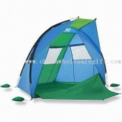 Beach Tent with UV Coating images