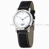 Japan Movement Gift Watch with PU Strap images