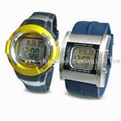 LCD Vibrating Watch with EL Backlight images