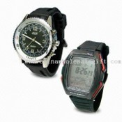 Remote Control Digital Watches with Touch screen and LCD Display images