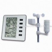 Wireless Pro Weather Stations with Large LCD Screen images