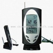 Wireless Weather Station with LCD Clock images