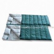 Double Sleeping Bag with Pillow images