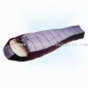 Mummy Style Sleeping Bag Made of 210T Polyester images
