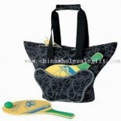 PEVA Lining Beach Cooler Bag images