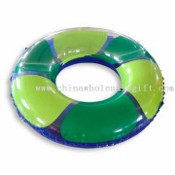 PVC Promotional Inflatable Swimming Ring Toy images