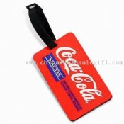 Coca Cola Promotional Luggage Tag images