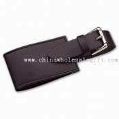 Leather Luggage Tag images