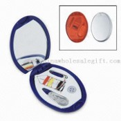 Sewing Kit with Mirror images