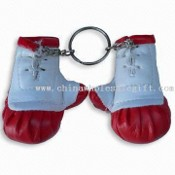 Mini Boxing Glove Keychain images