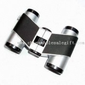 Promotional Binoculars with 20mm Objective Diameter and Plastic Body images
