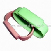 Bracelet/Wristband Silica Gel USB Flash Drive images
