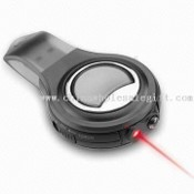 USB Flash Drive with LED Pointer and LED Torch images
