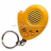 Recording Sound Keychain images