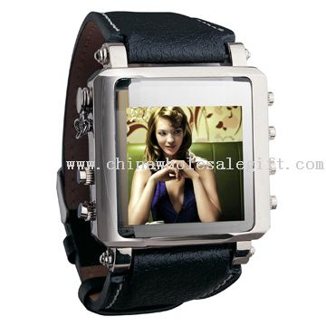 1.5-inch OLED MP4 Watch