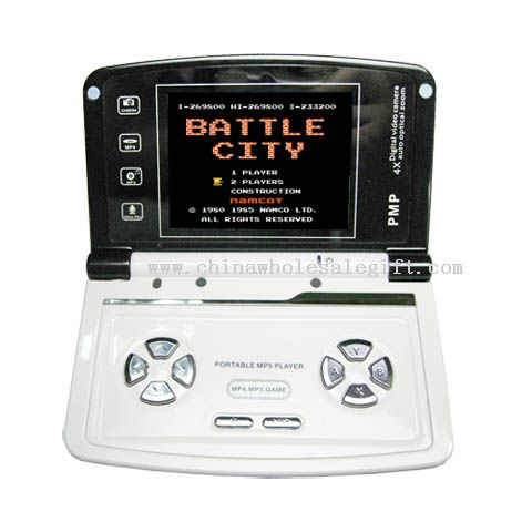 2.8inch Folding MP5 Game Player with DV function