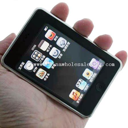 3.5 inch Touch Screen MP5 Player
