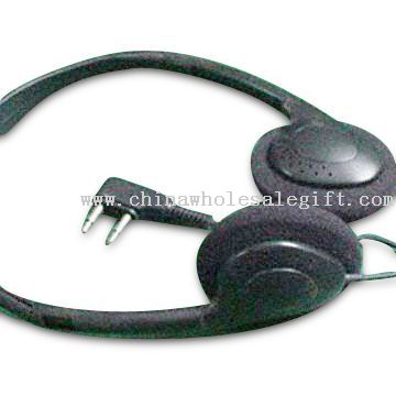 High-quality Headphone with Double Plugs and IMP of 300 Ohms