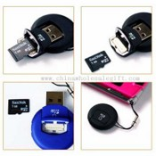 Micro SD card reader/TF card reader images