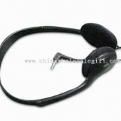 Stereo Headphone with PP Headband and IMP 32 Ohms images