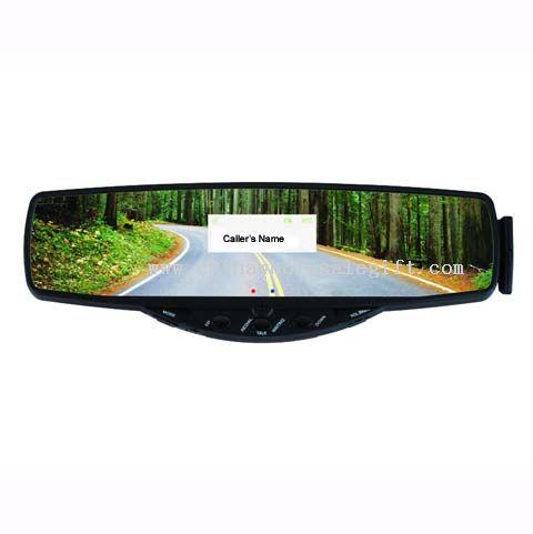 Rearview Mirror Bluetooth Car Kit