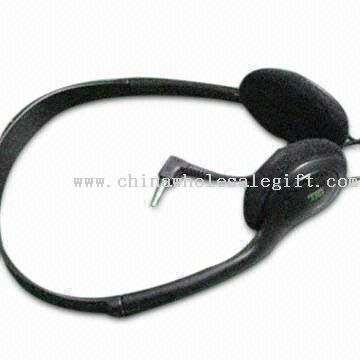 Stereo Headphone with PP Headband and IMP 32 Ohms