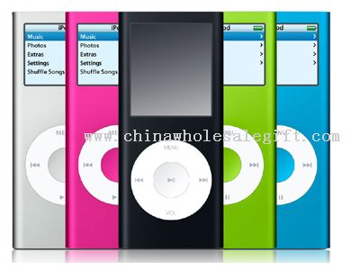 1.8 inches  262K TFT screen MP4 Player